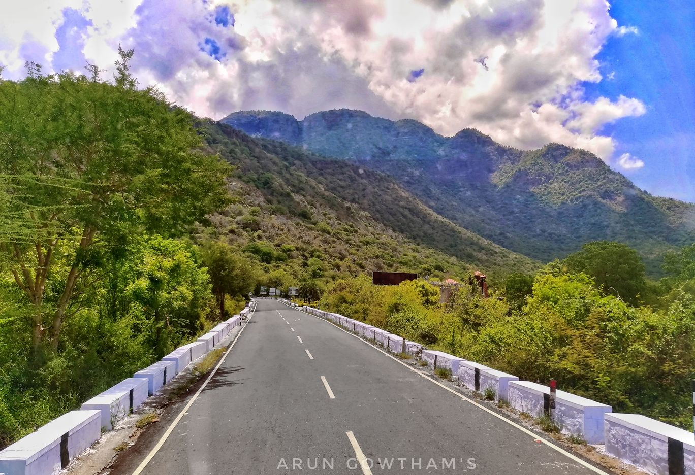 Photo of Kodaikanal By Arun Gowtham