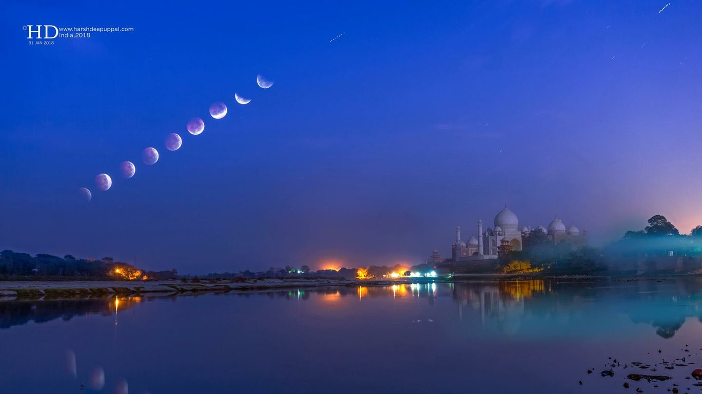 Photo of Agra By Harshdeep