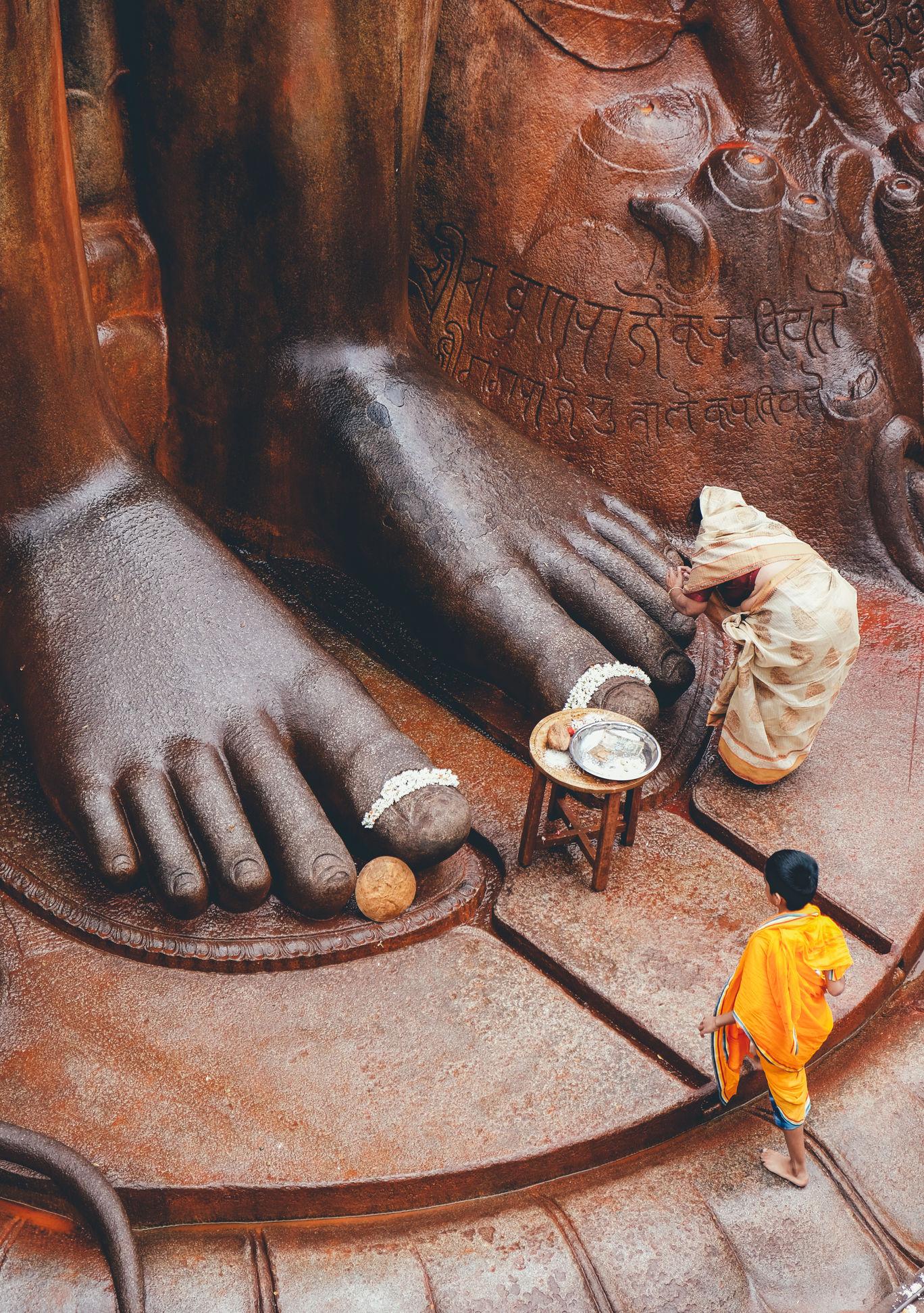 Photo of Shravanabelagola By Sunil AK