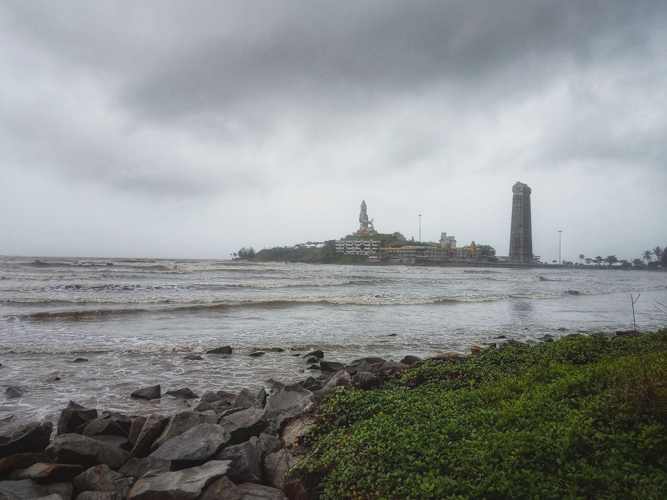 Photo of Murdeshwar By Prajwal Raaj