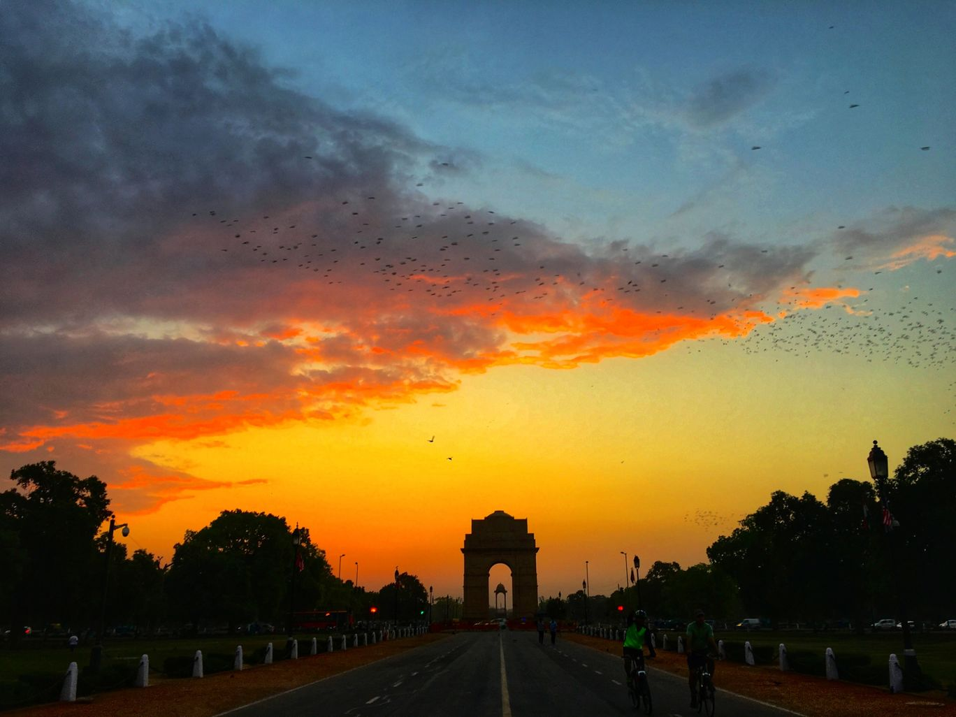 Photo of India Gate By Arnab Santra