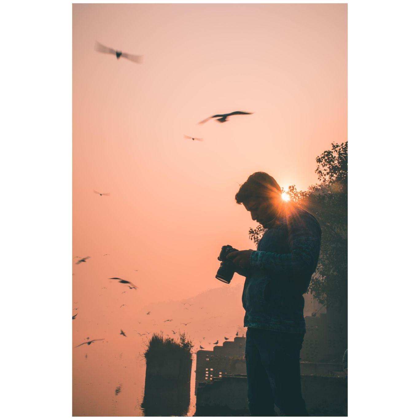 Photo of Yamuna Ghat By Arnab Santra