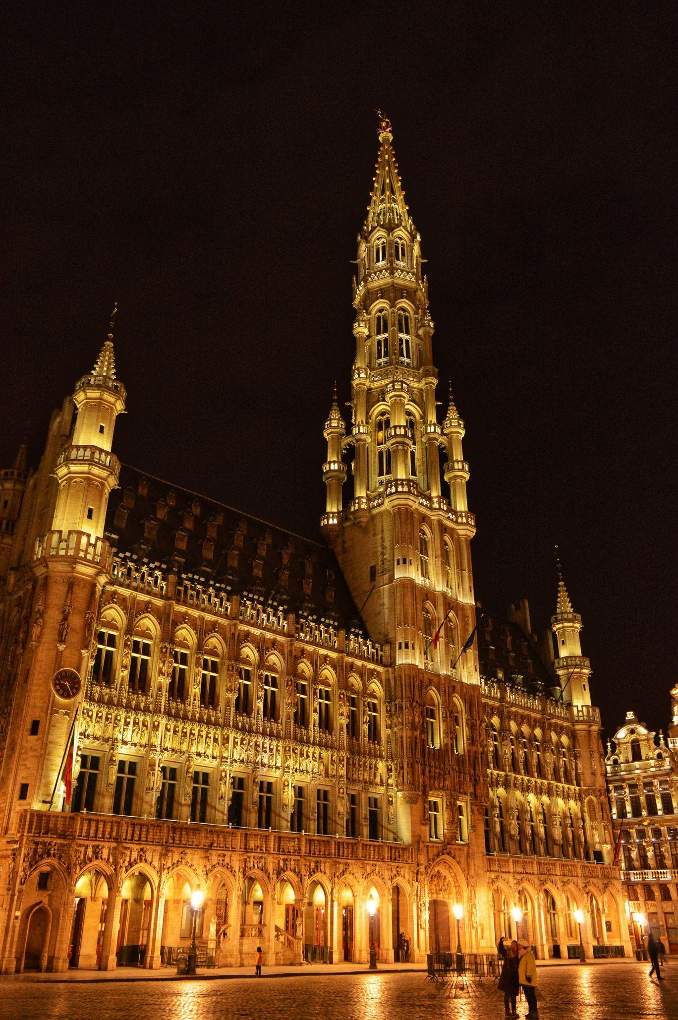 Photo of Brussels By Abhishek Bhattacharya
