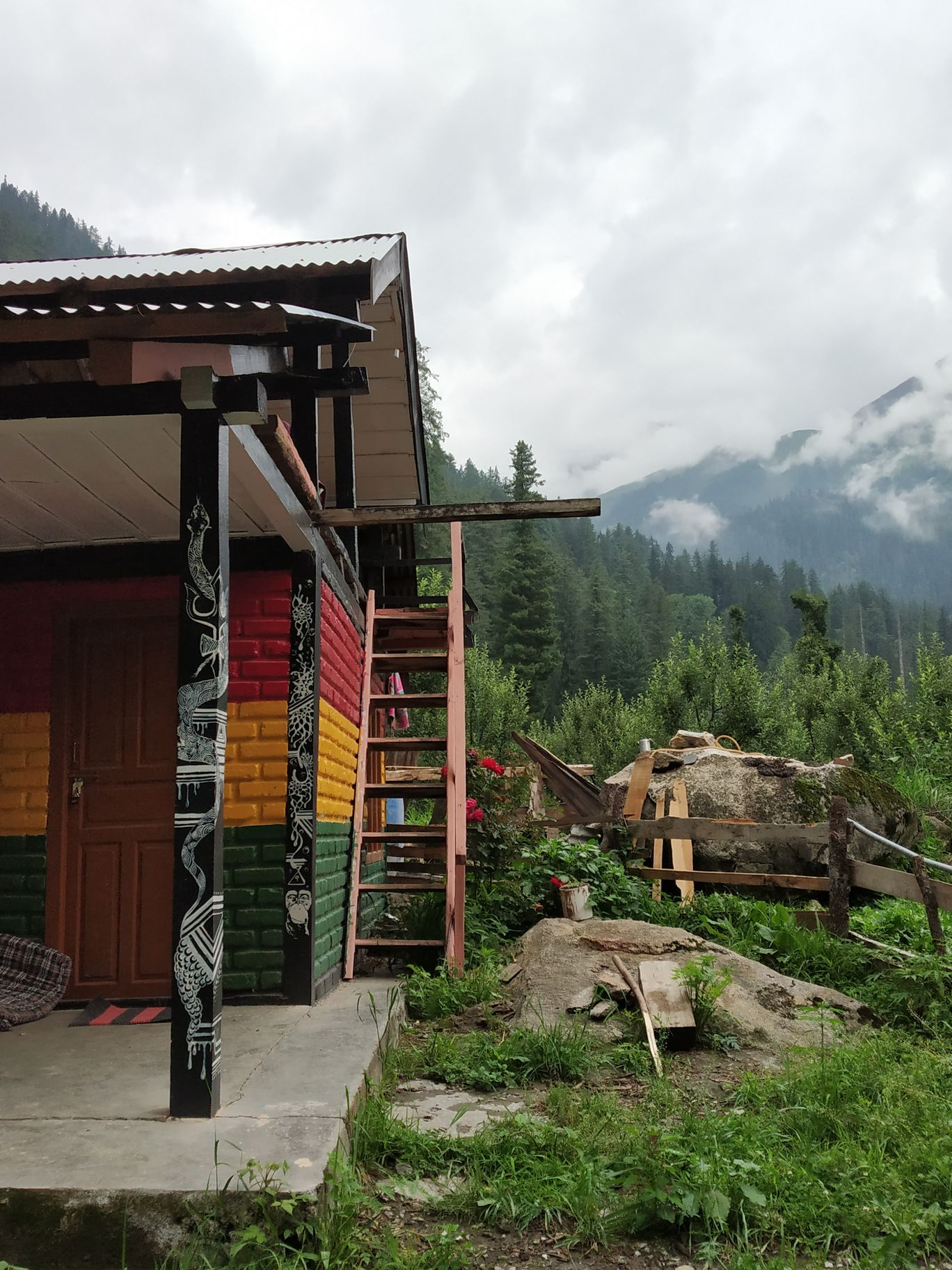 Photo of Kheer Ganga Trek By Bharti Vashisht