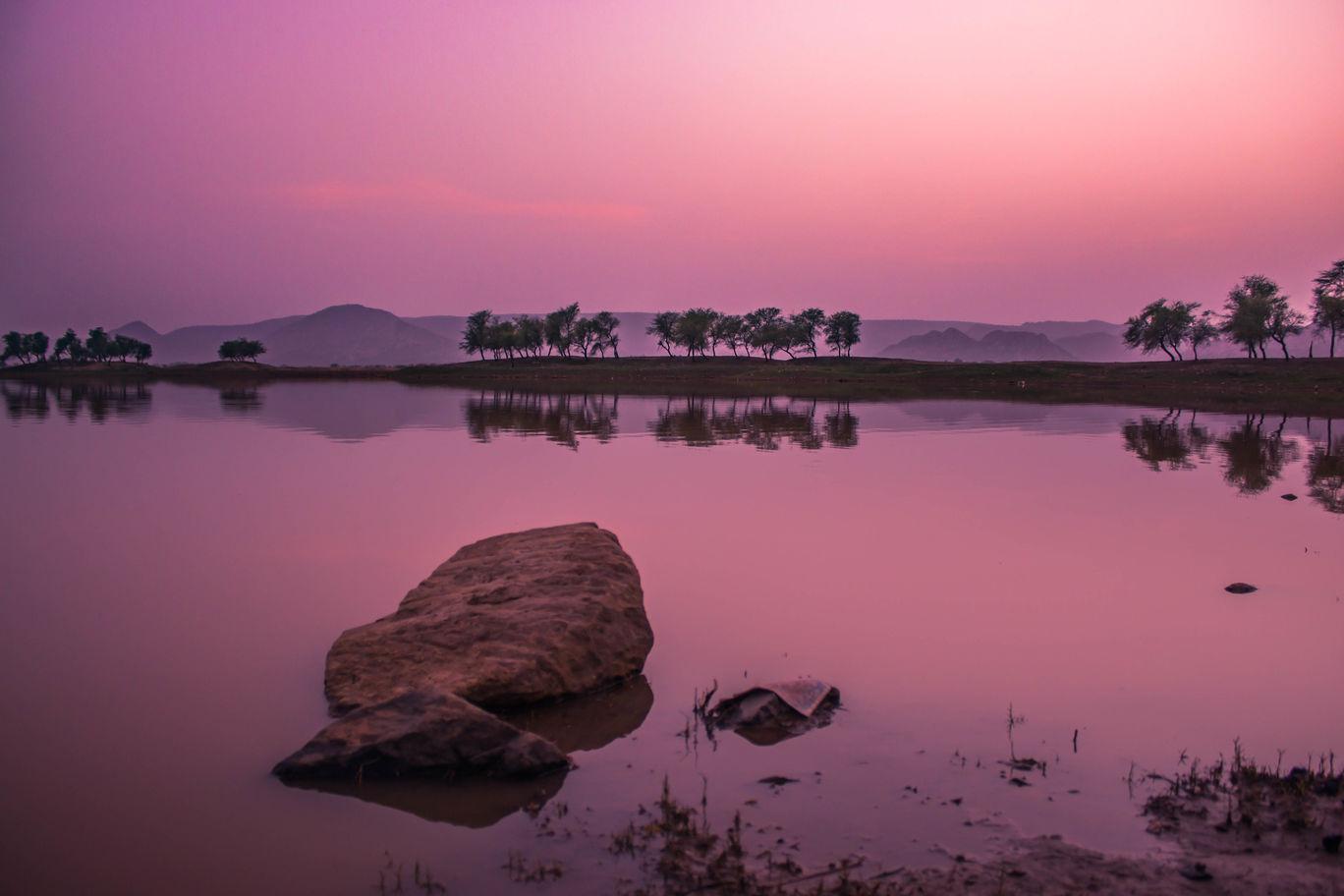 Photo of Jaisamand Lake By Piyush Agarwal