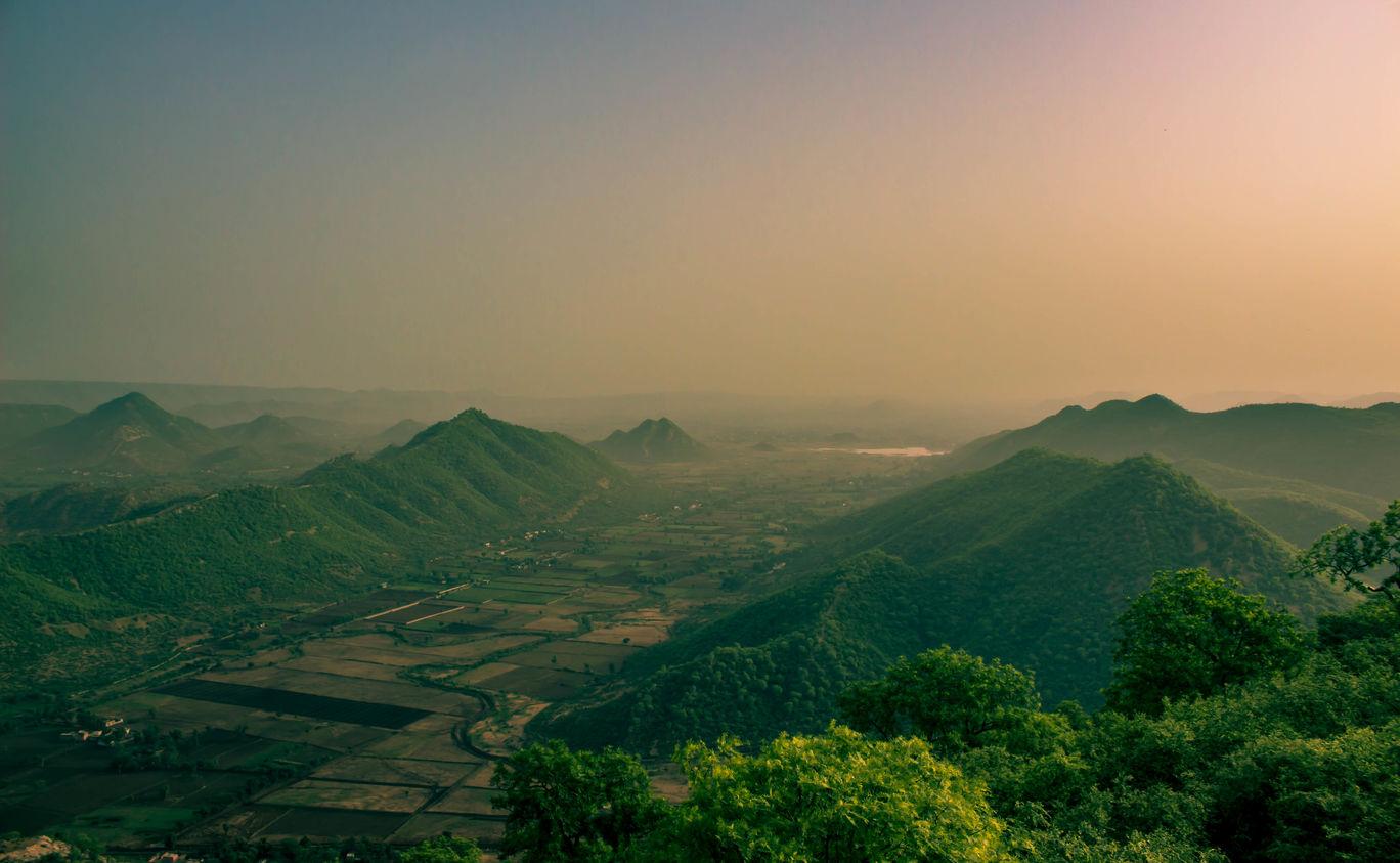 Photo of Aravalli Range By Piyush Agarwal