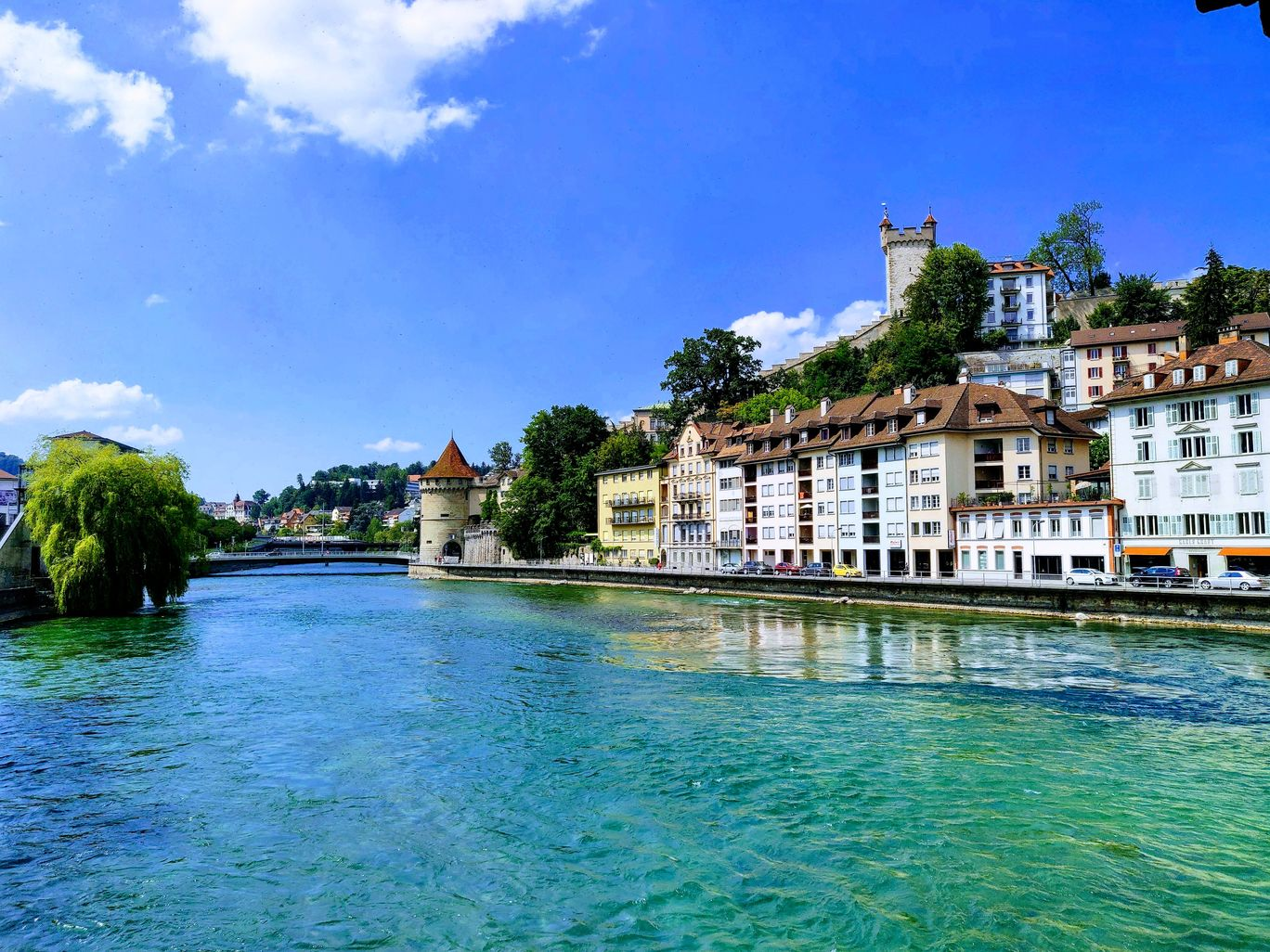 Photo of Lucerne By Manashee Adhikary