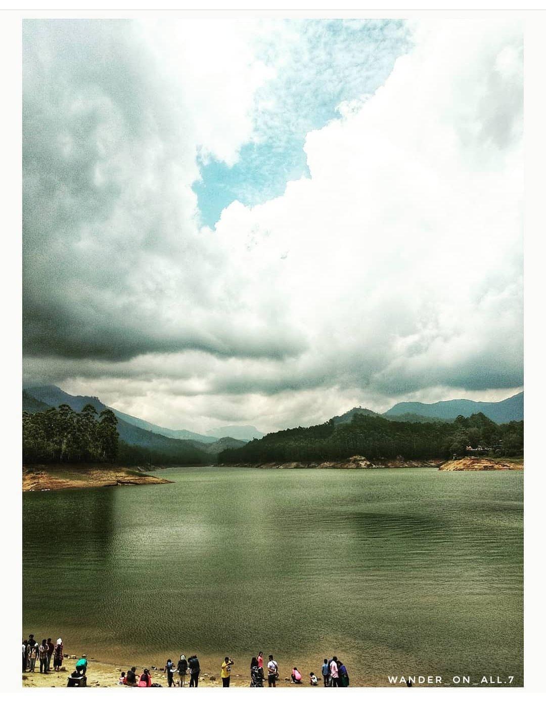 Photo of Mattupetty Dam By HARI prakash