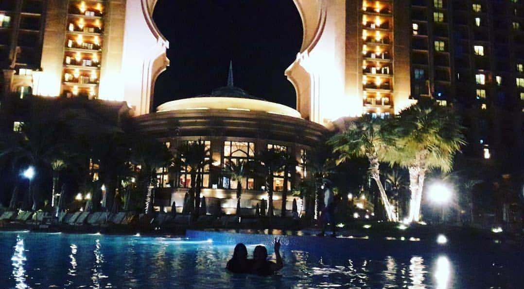 Photo of Atlantis By Aashi Jain