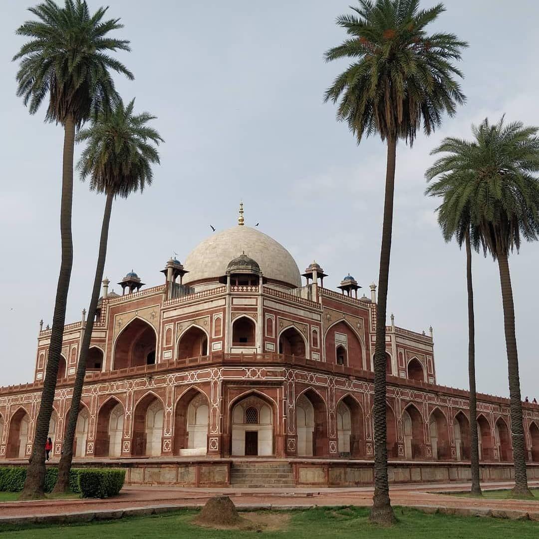 Photo of Humayun's Tomb By kamal kant