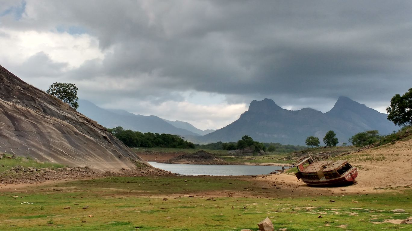 Photo of Malampuzha Dam By Harshan SP