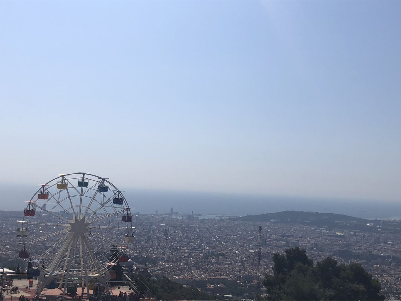 Photo of Tibidabo By sanjana sudheer