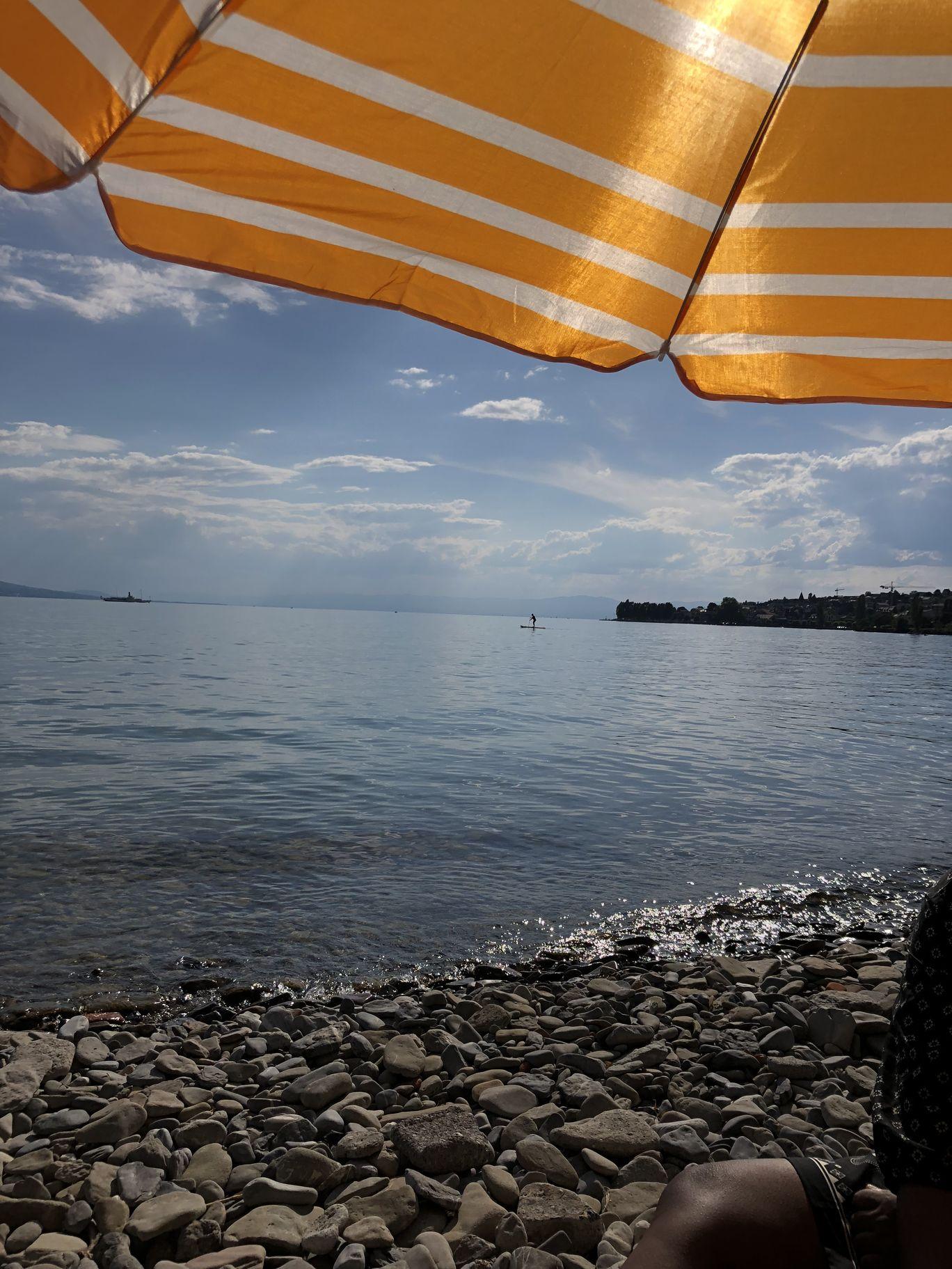Photo of Lac Leman By sanjana sudheer