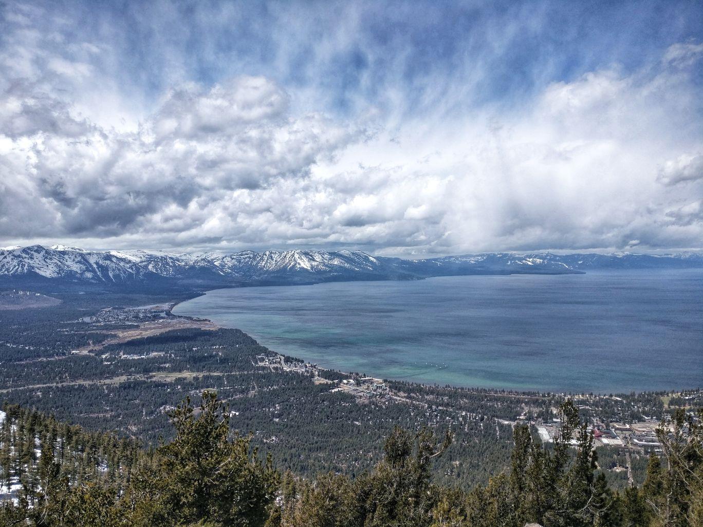 Photo of Heavenly Gondola Vista Point By Vinay Shankar