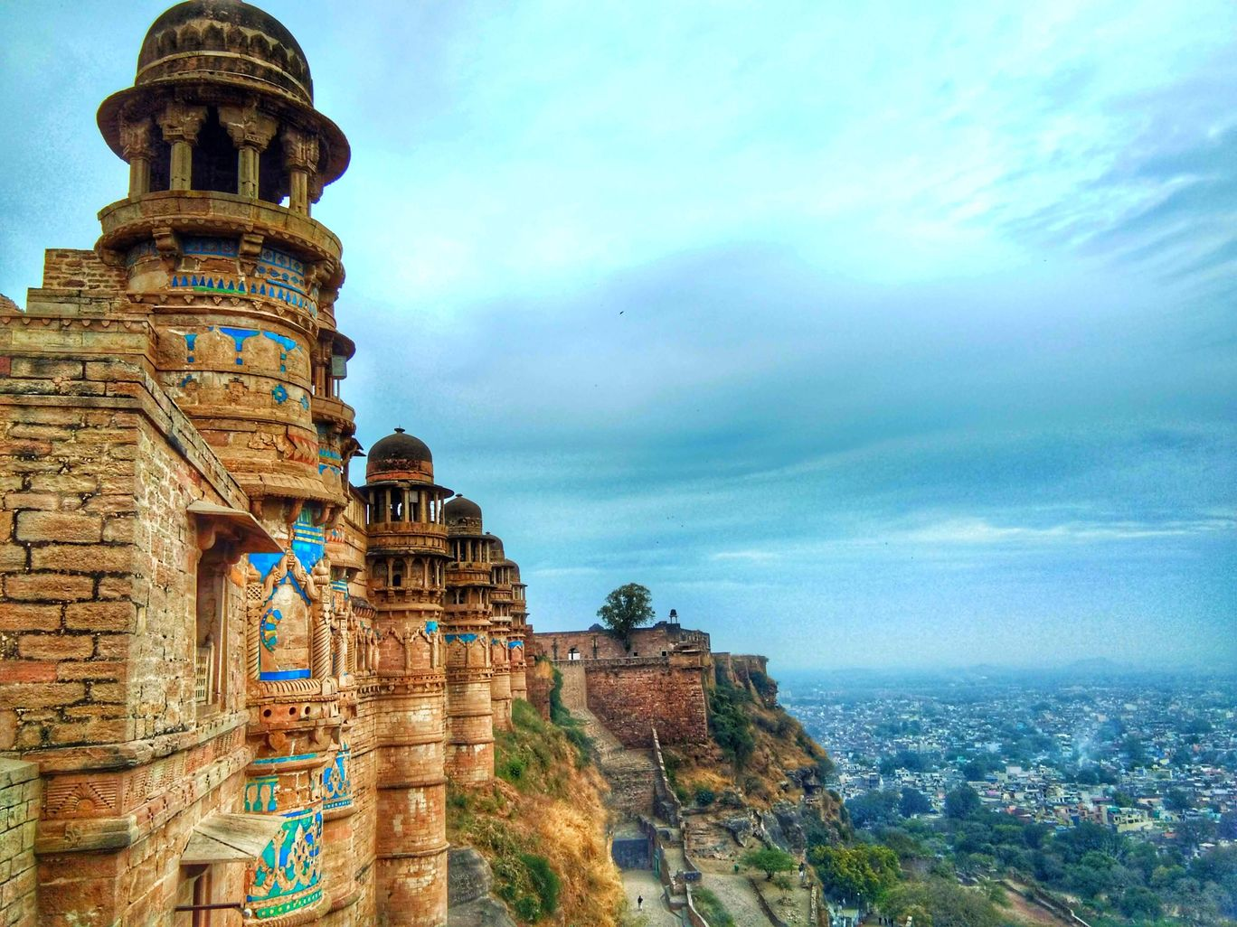 Photo of Gwalior Fort By Ayush Sharma
