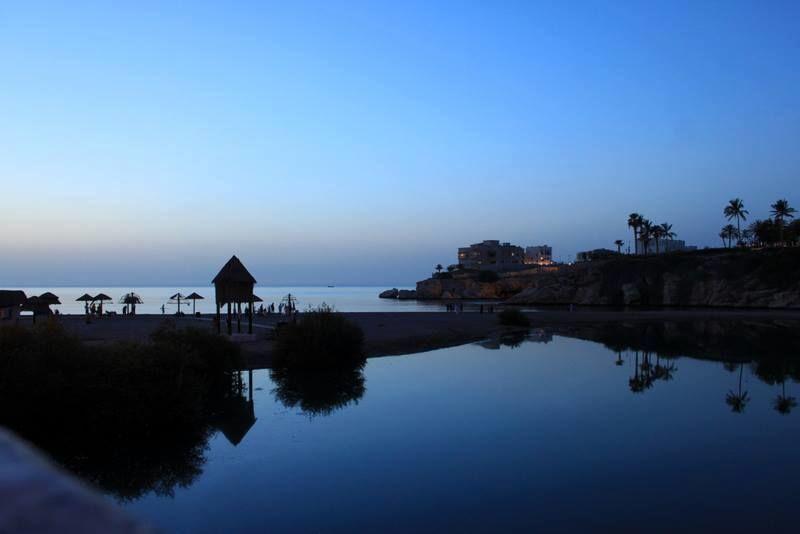 Photo of Shatti Al Qurum Beach By Narayanan Raju