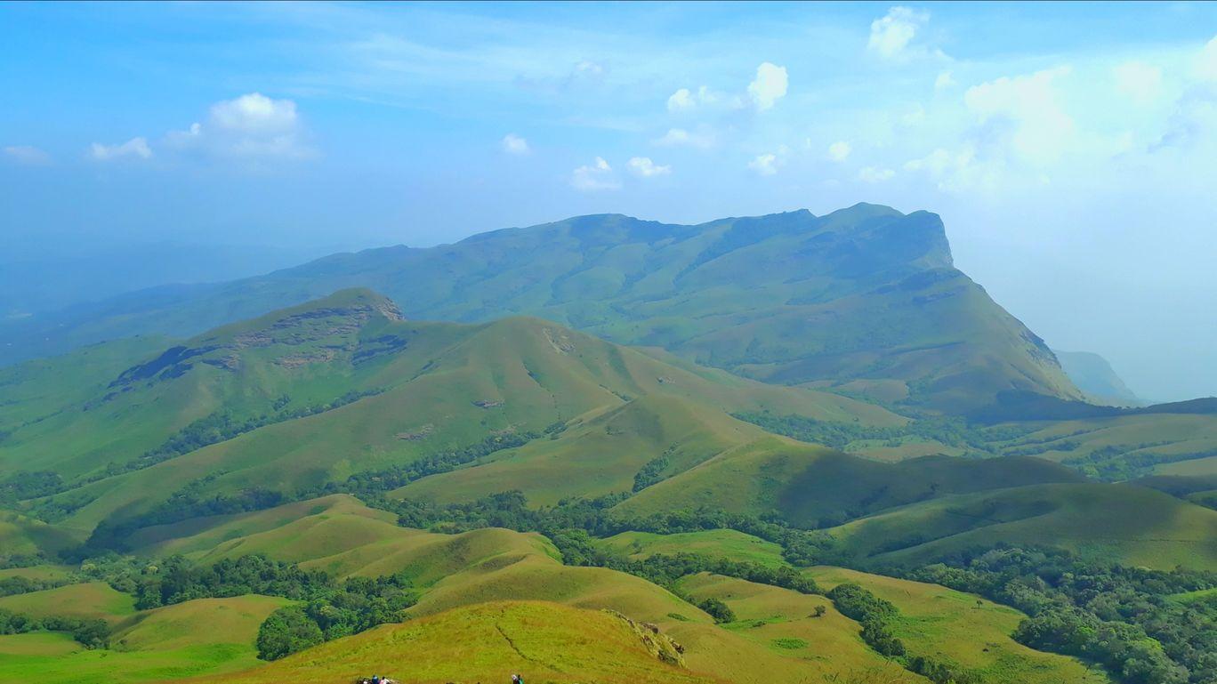 Photo of Kudremukh Top View Point By Vishal Kulkarni