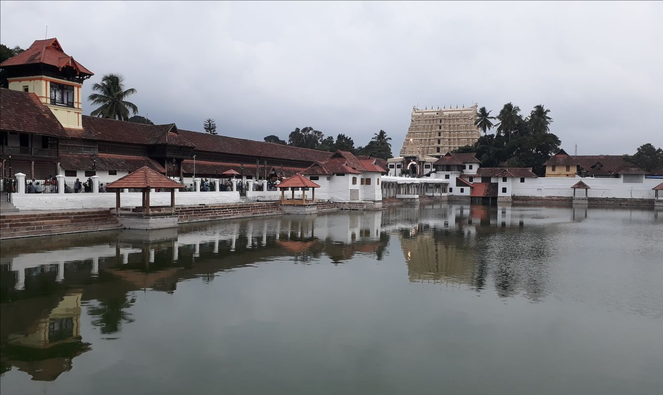 Photo of Sree Padmanabhaswamy Temple By Vishal Kulkarni