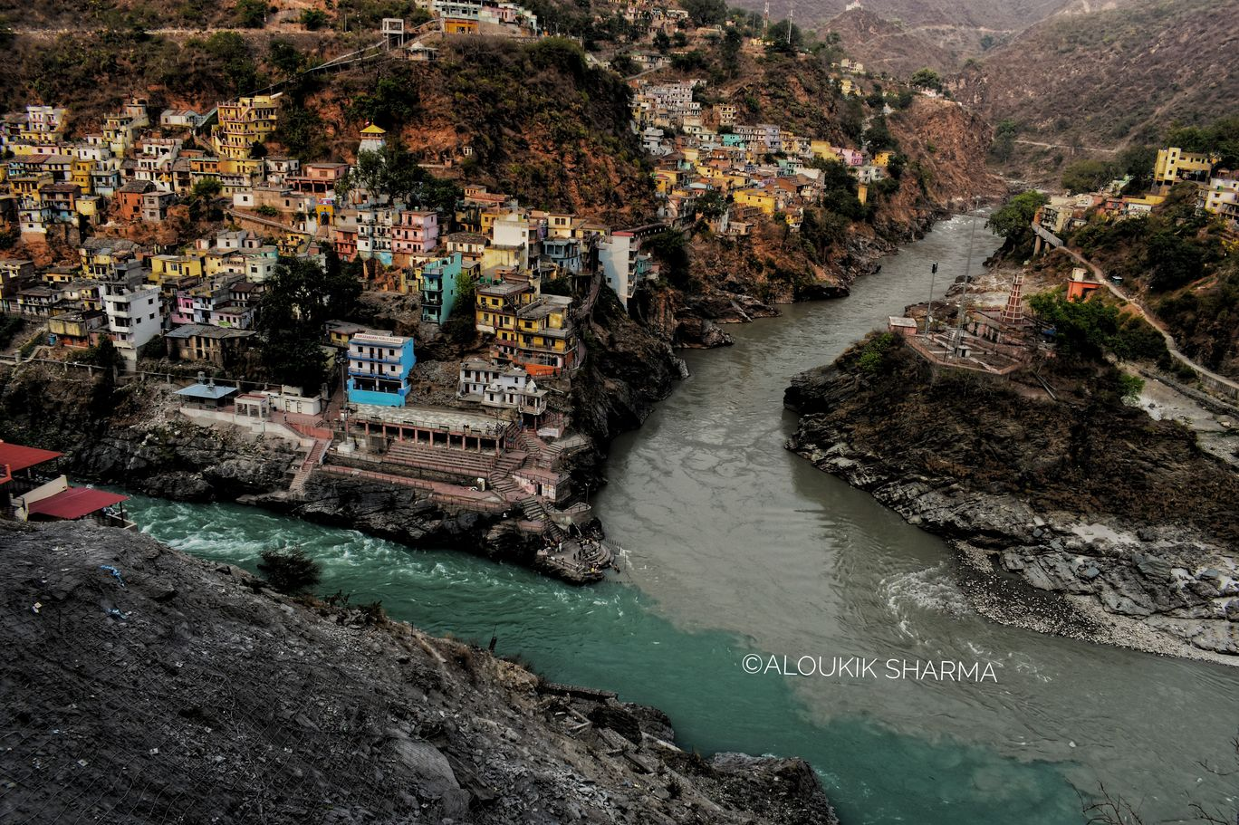 Photo of Devprayag By Aloukik Sharma