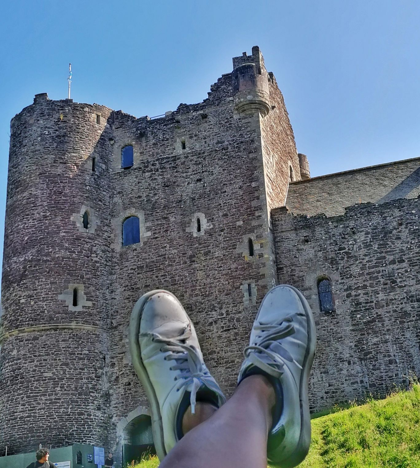 Photo of Doune Castle By Sharly