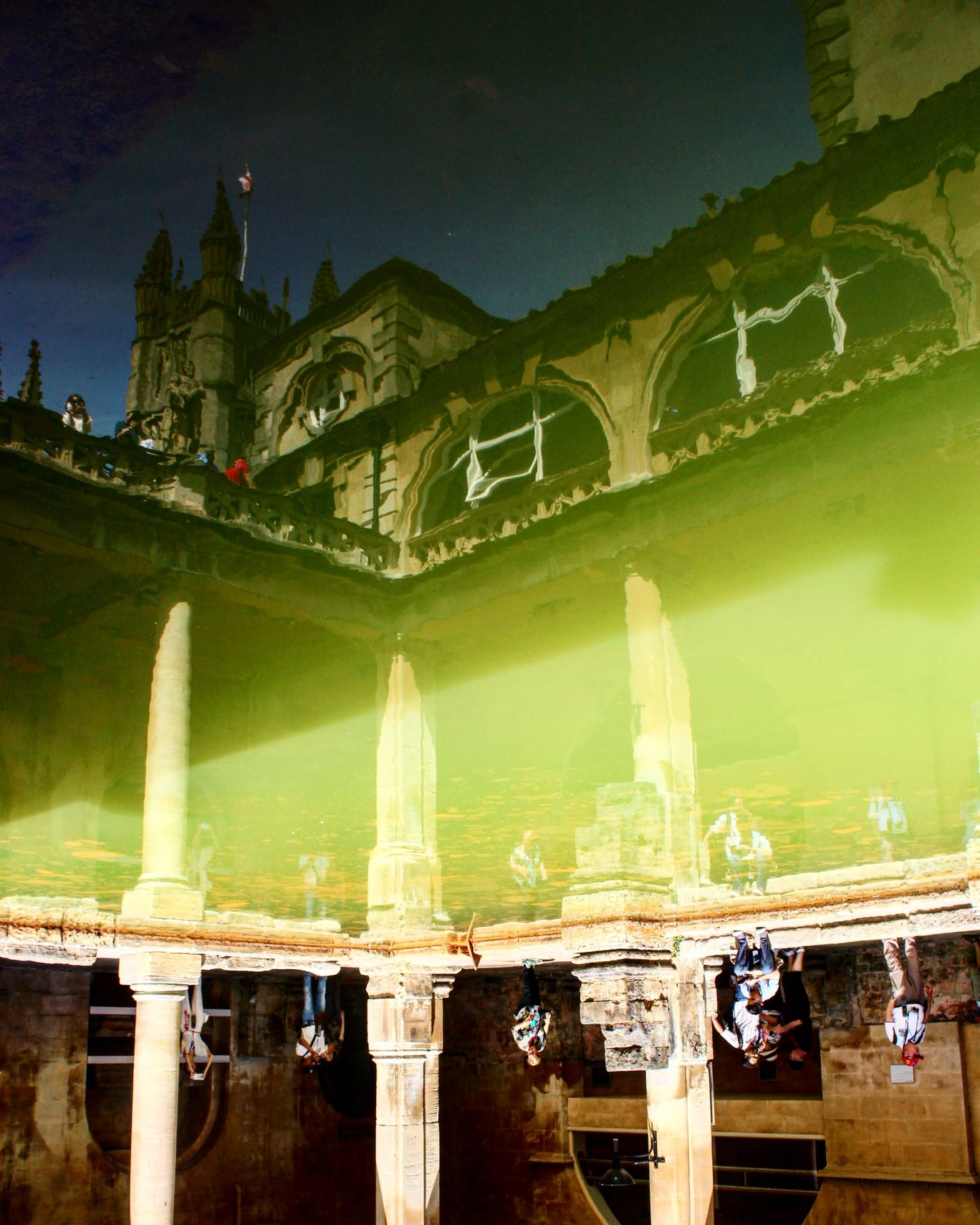 Photo of The Roman Baths By Sharly