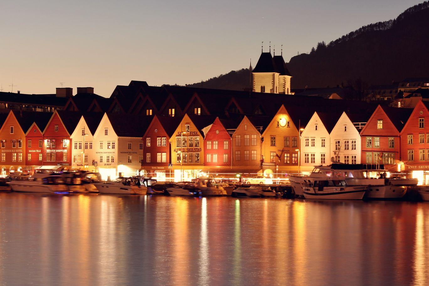 Photo of Bergen By Ramakrishna V