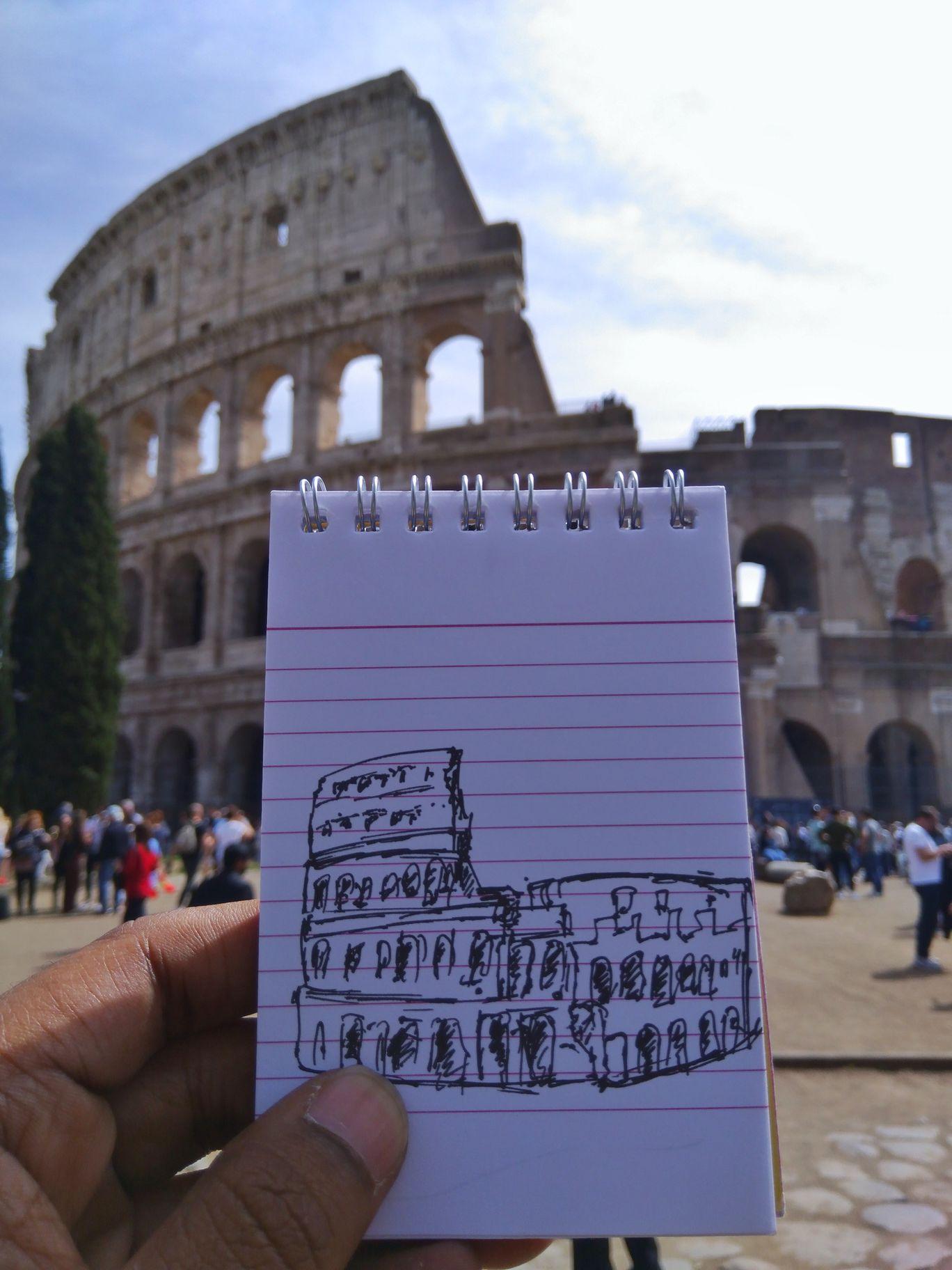 Photo of Rome By Monish
