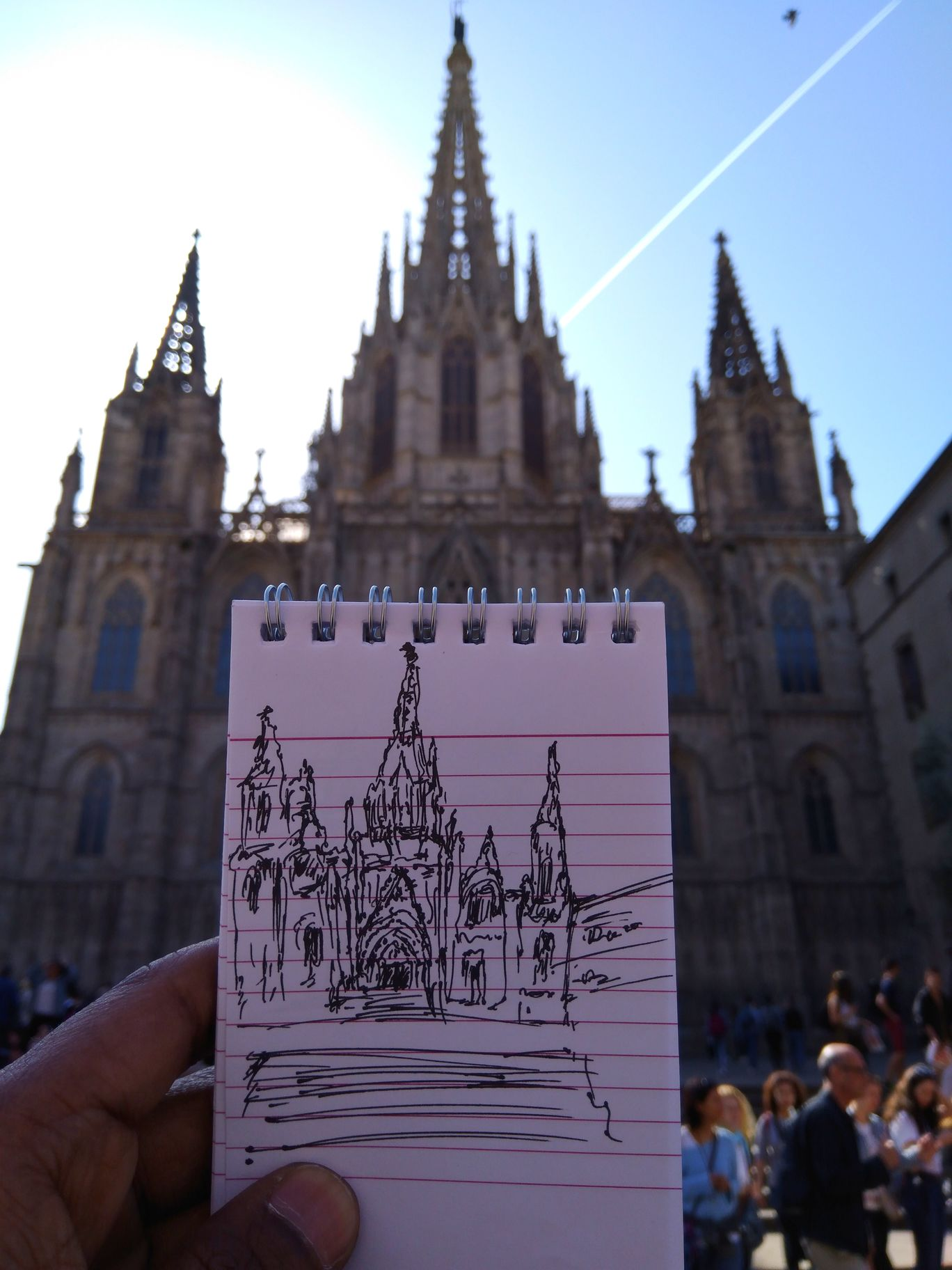 Photo of Barcelona By Monish