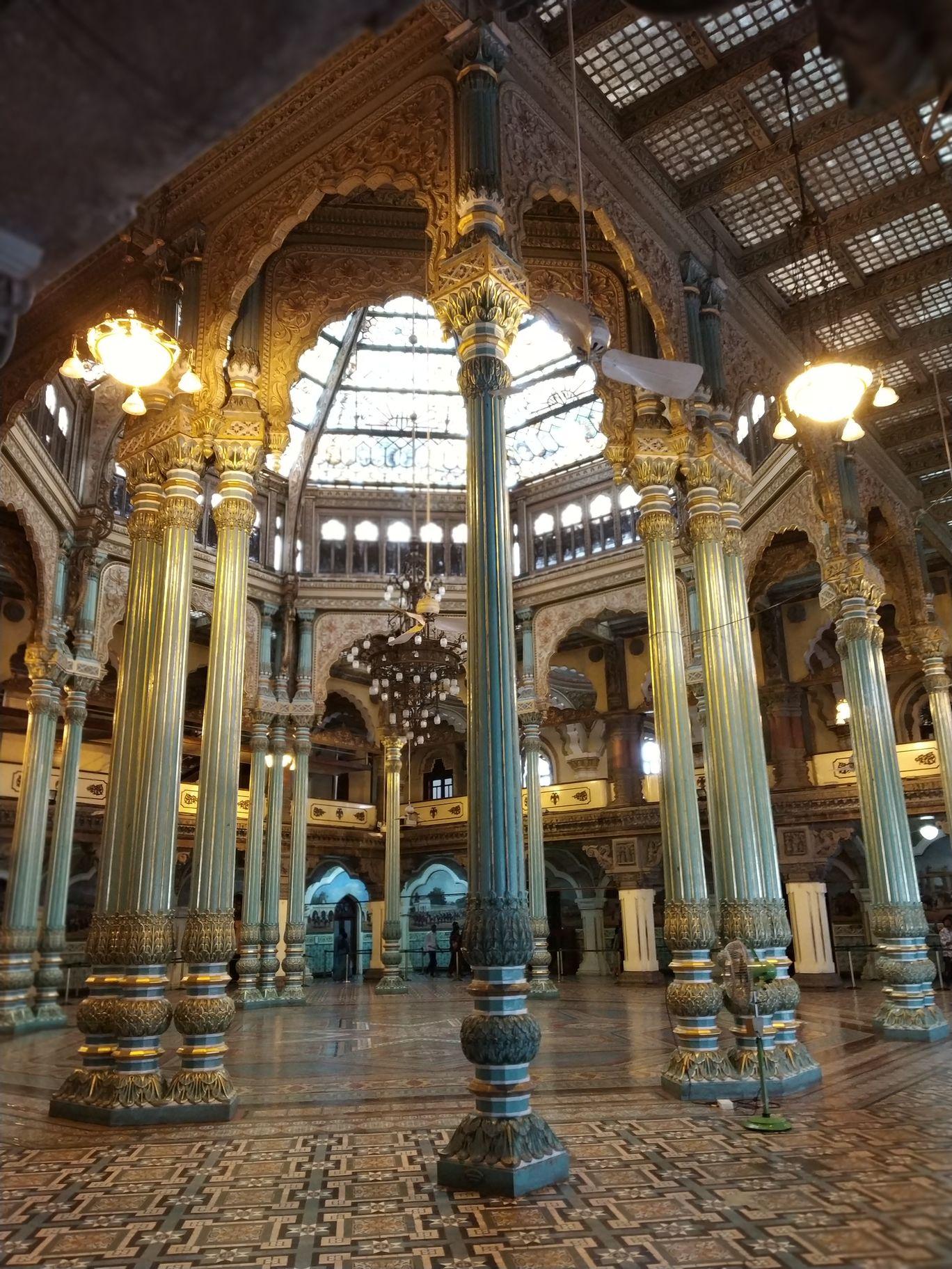 Photo of Mysore Palace By vishal navin