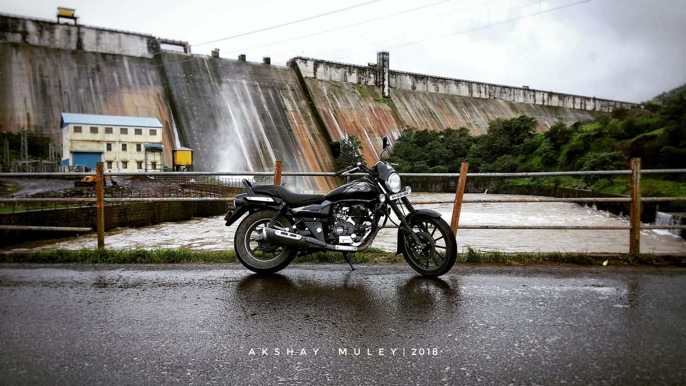 Photo of Temghar Dam By Akshay Muley