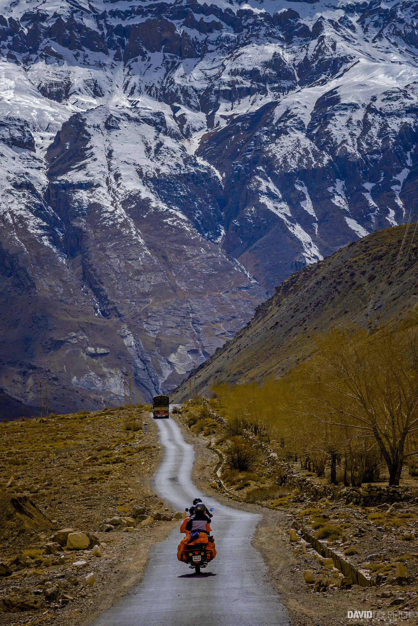 Photo of Kinnaur By Oinam David Dolreich