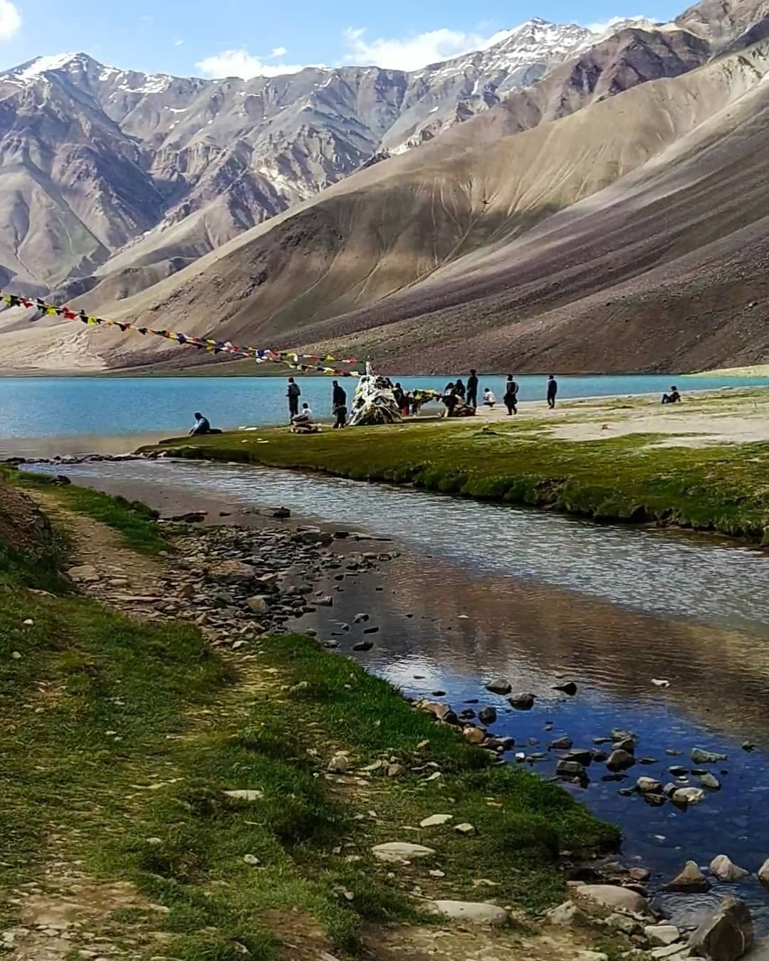 Photo of Chandrataal Lake By heenal diora
