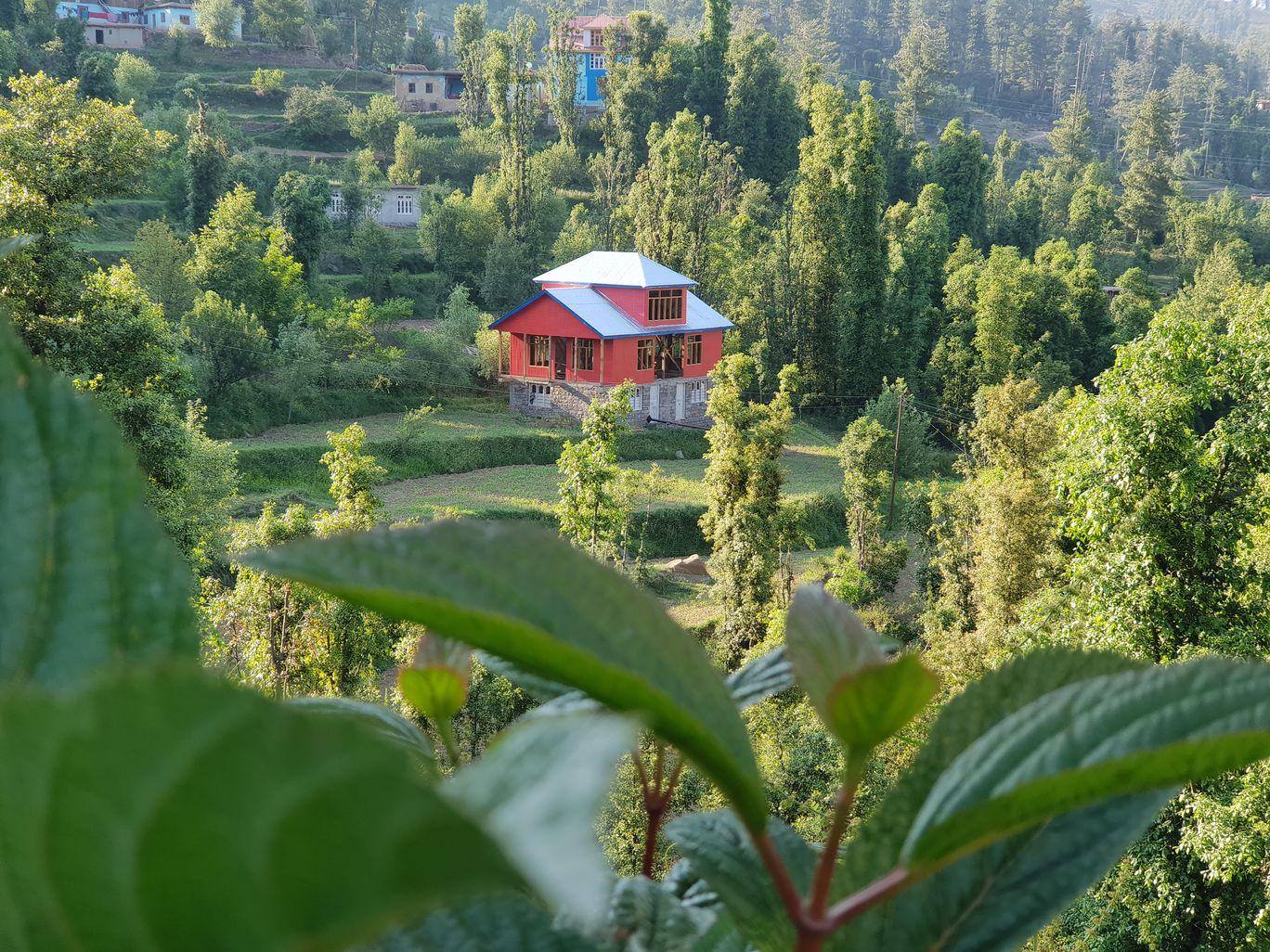 Photo of Sanasar Lake By Shantanu Lahoti