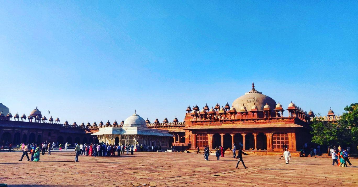 Photo of Agra By Varsha Parashar