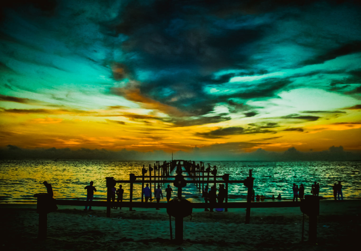 Photo of Alappuzha Beach By Civi Varghese