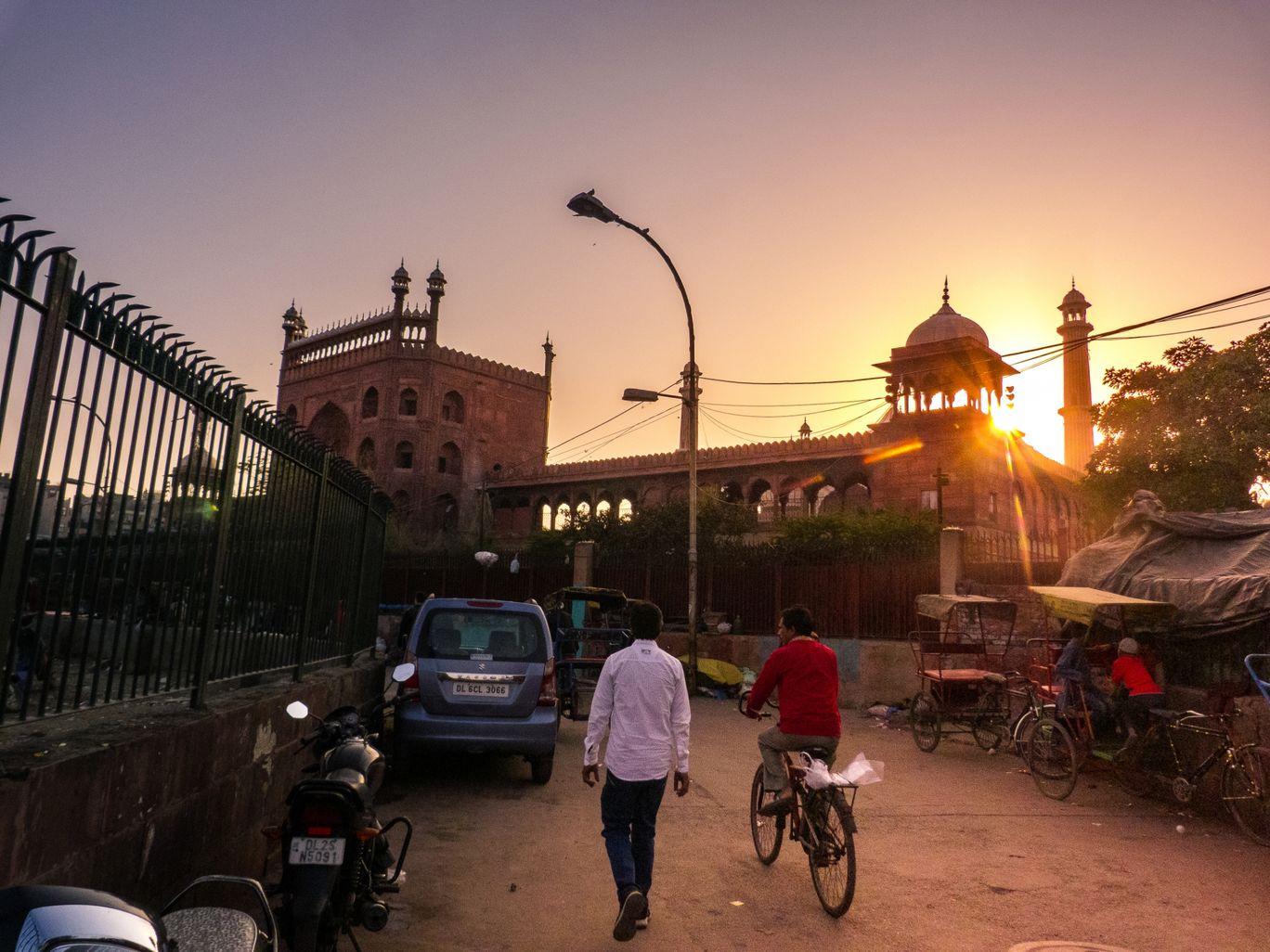 Photo of Jama Masjid By sahebe alam