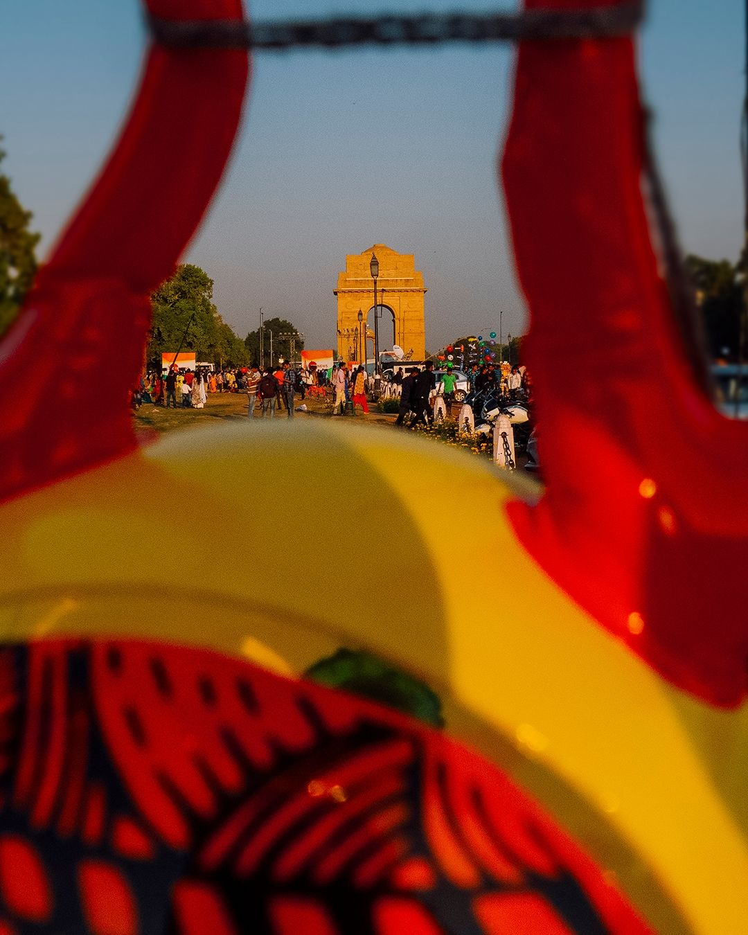 Photo of India Gate By sahebe alam