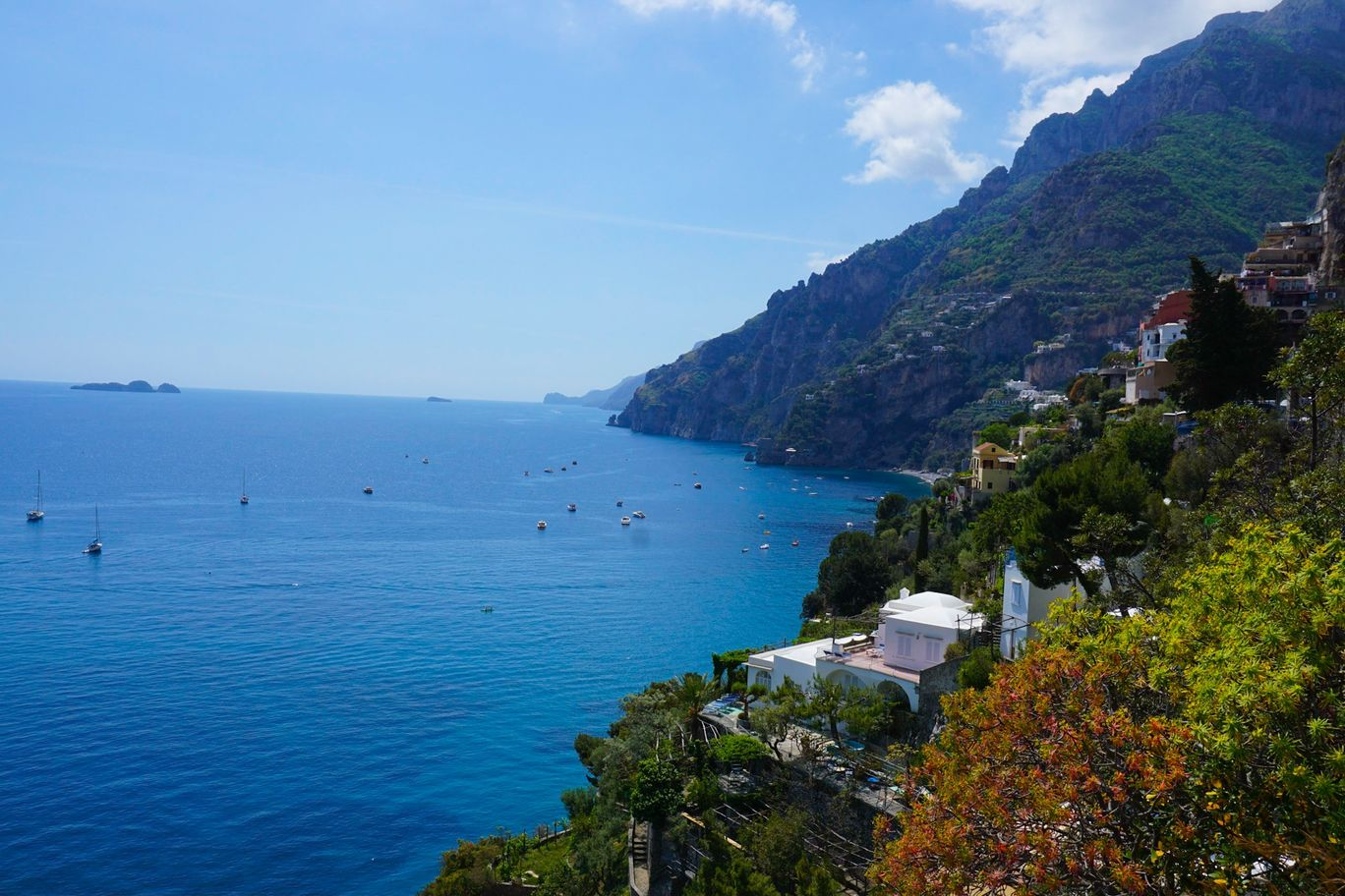 Photo of Amalfi Coast - Italy By Yogesh Dua