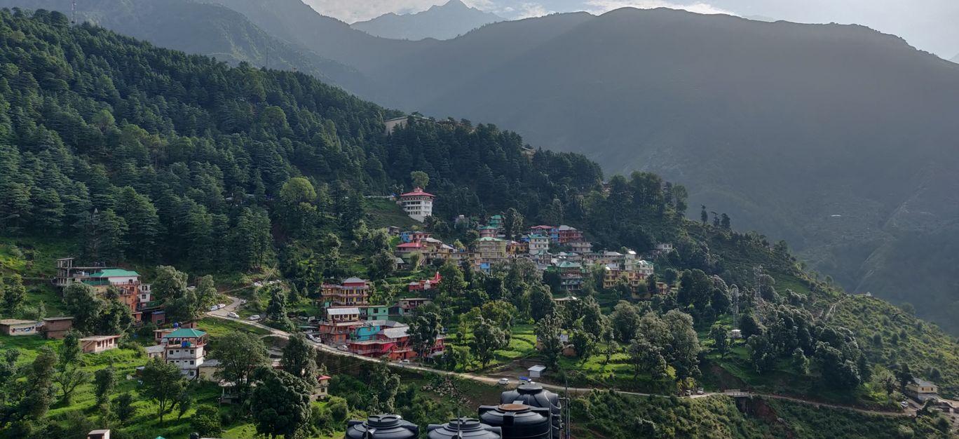 Photo of McLeod Ganj By HARISH GIRDHAR