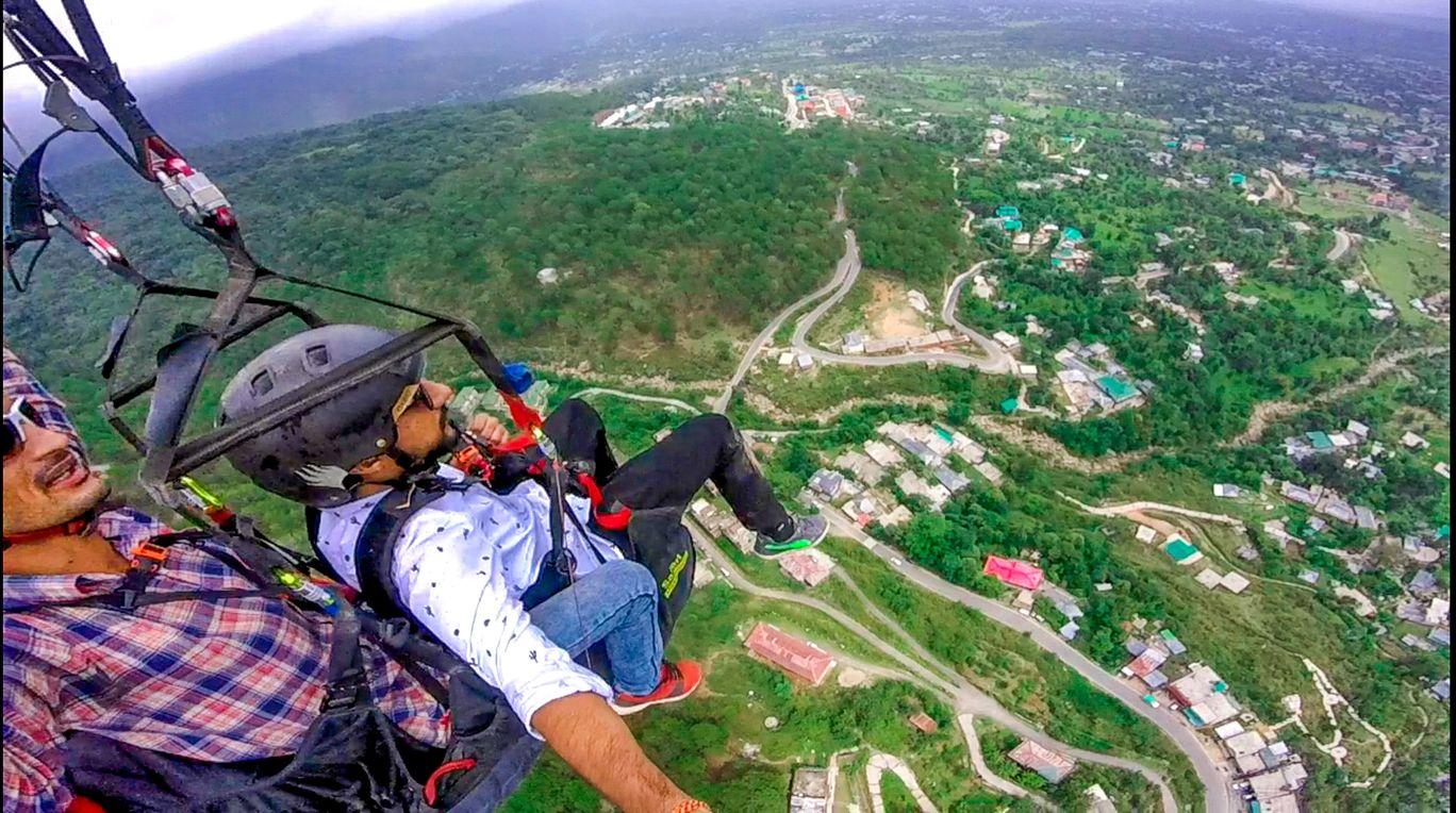 Photo of Indrunag Paragliding Point By HARISH GIRDHAR