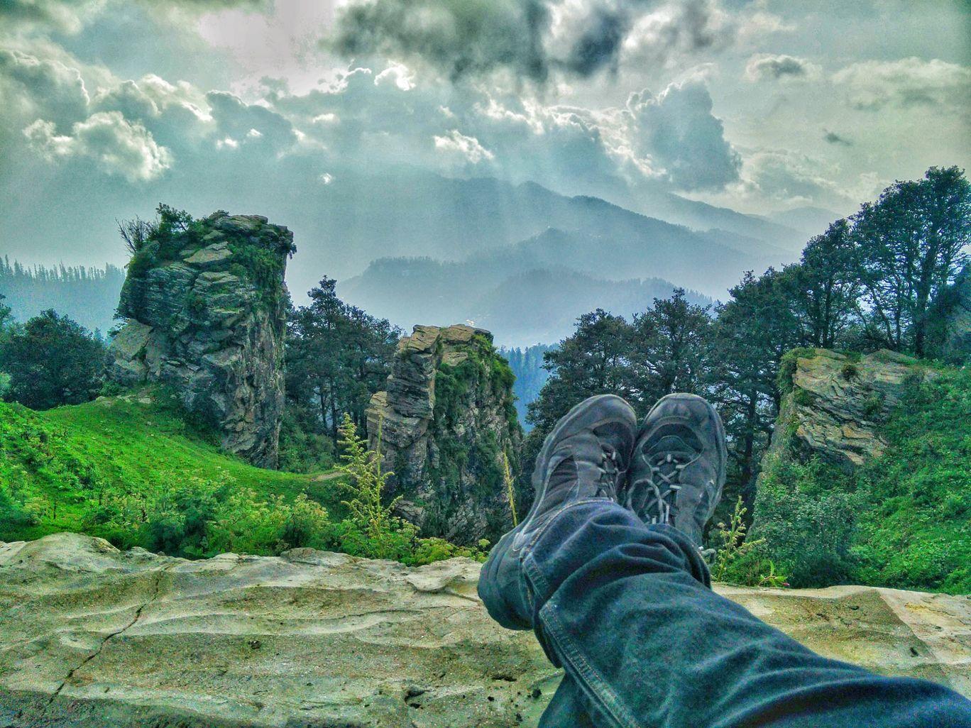 Photo of Hatu peak By Rohan Malik