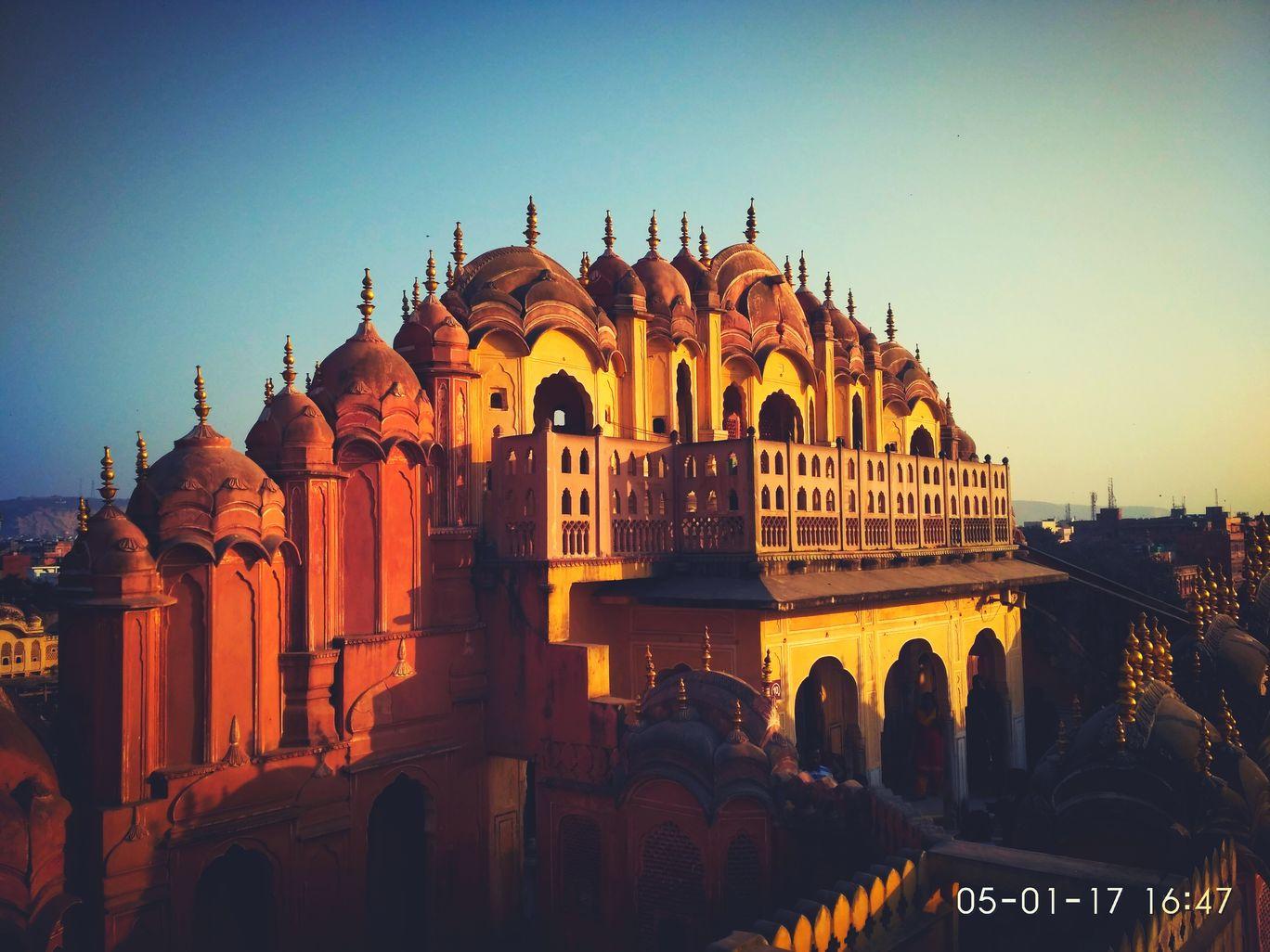 Photo of Hawa Mahal By Shobhit Gupta