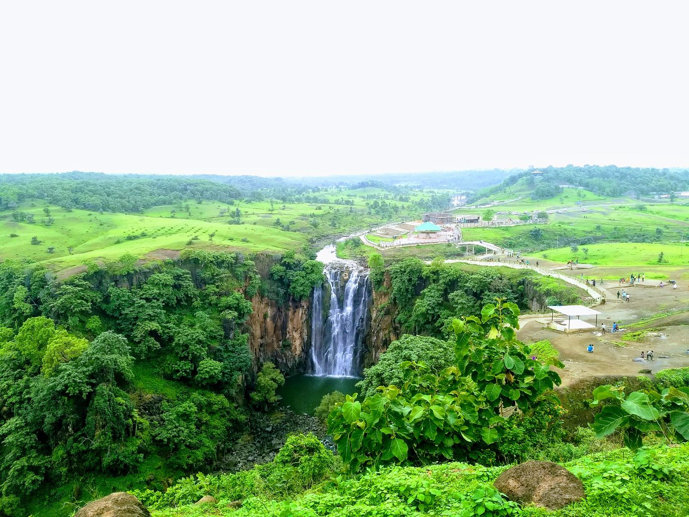 Photo of Patalpani Water Falls By ANchal Kanungo