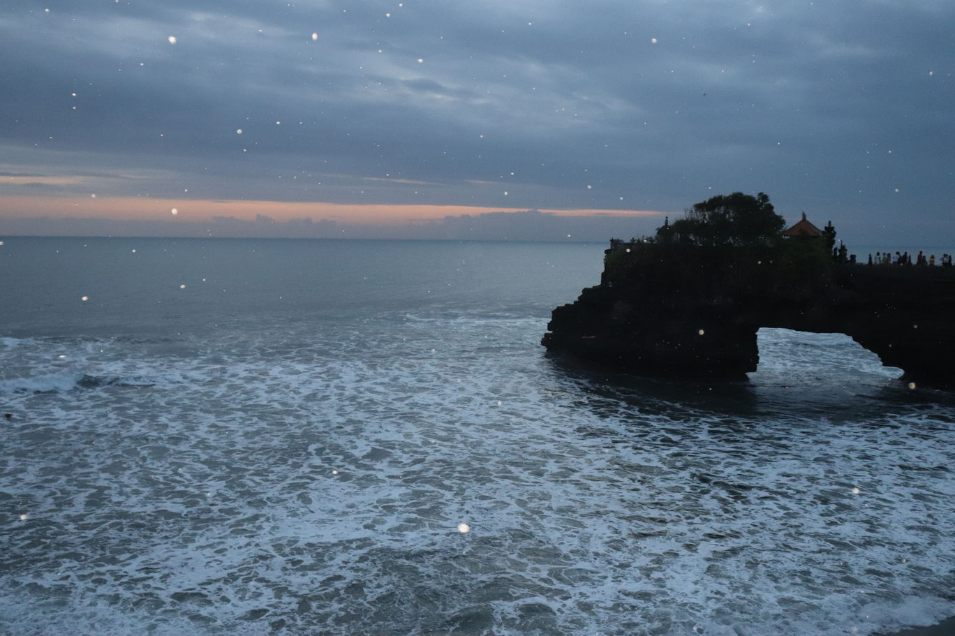 Photo of Tanah Lot By nishika choudhary