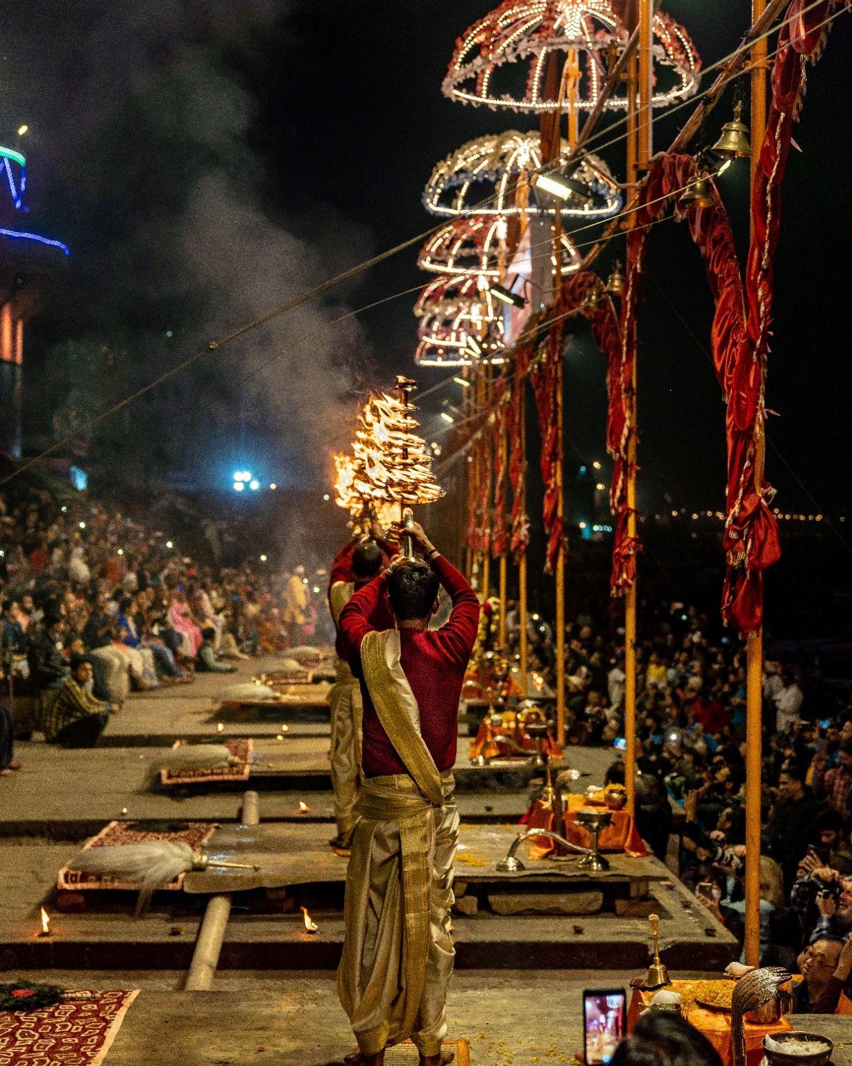 Photo of Varanasi By Raghav Rai Ralhan