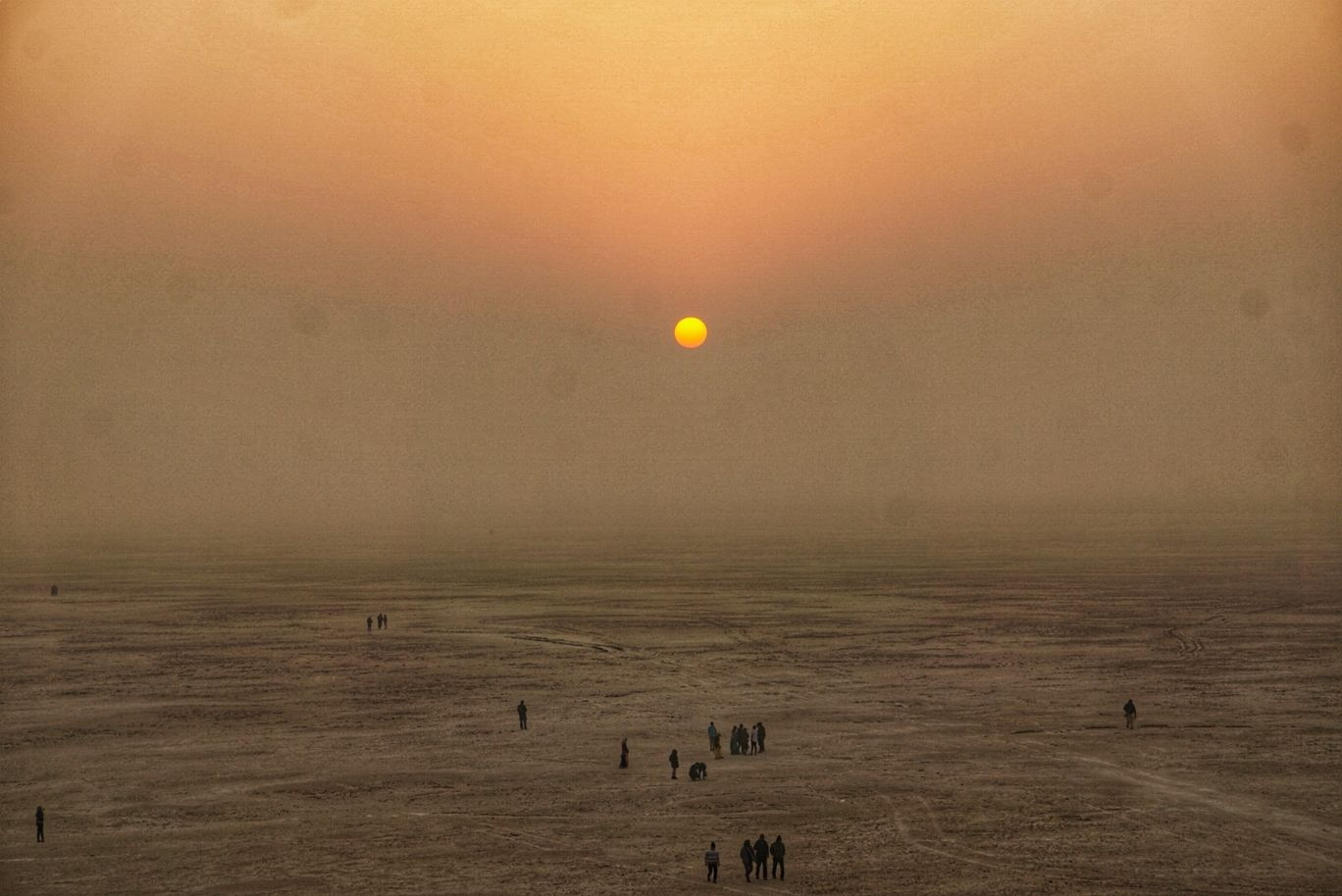Photo of Great Rann of Kutch By Swagata Nath