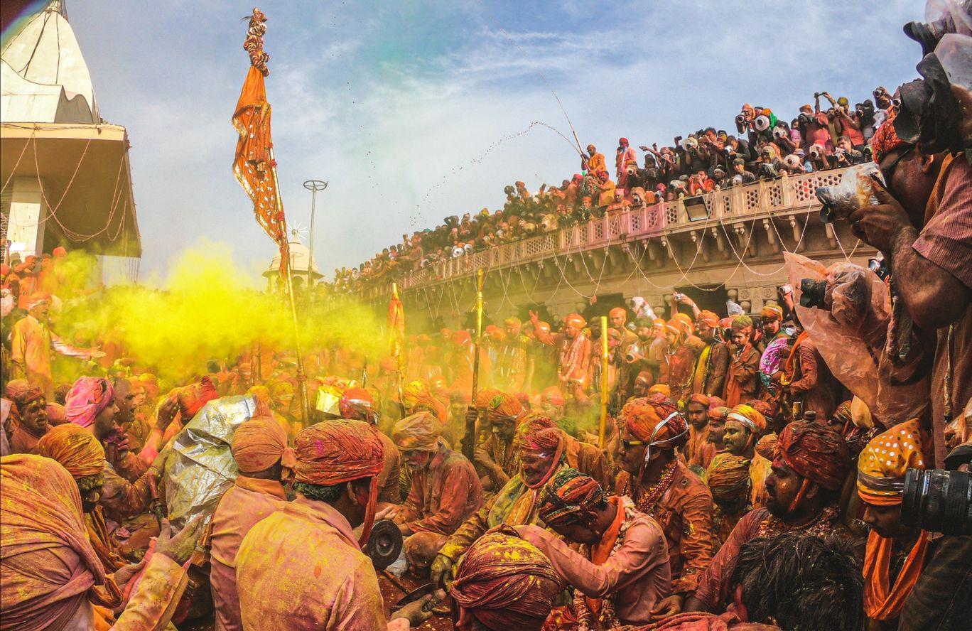 Photo of mathura vrindavan By mayank tiwari