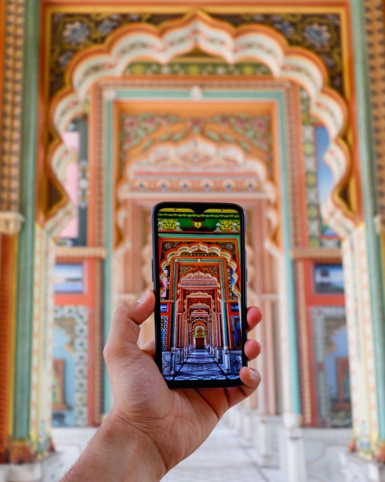 Photo of Patrika Gate By Shivam Garg