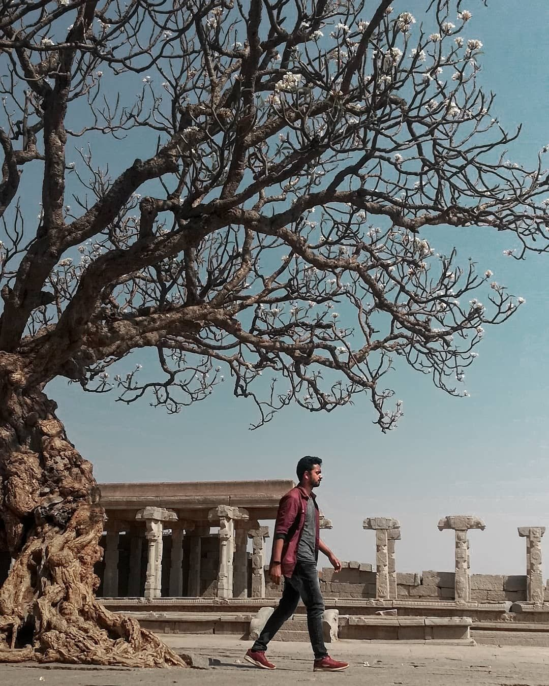 Photo of Hampi By Shahin Mohammed