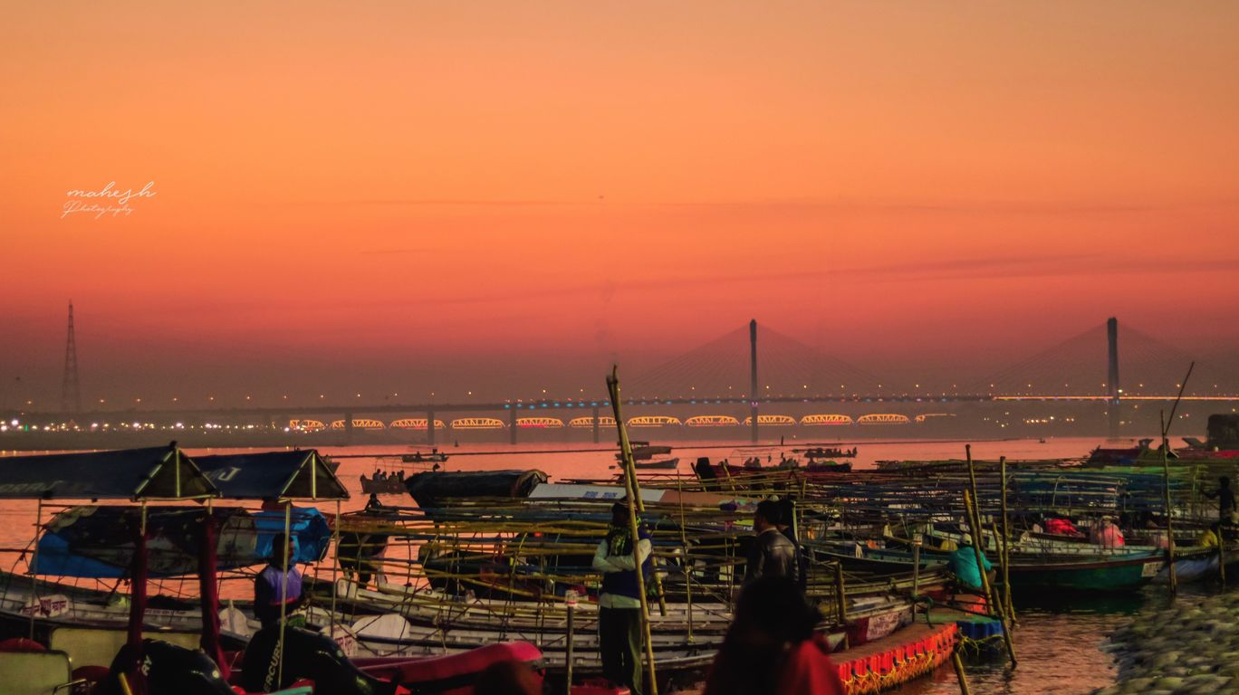 Photo of Allahabad By the.portrait.bug